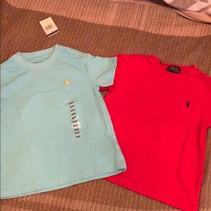 Toddler Ralph Lauren T-shirts